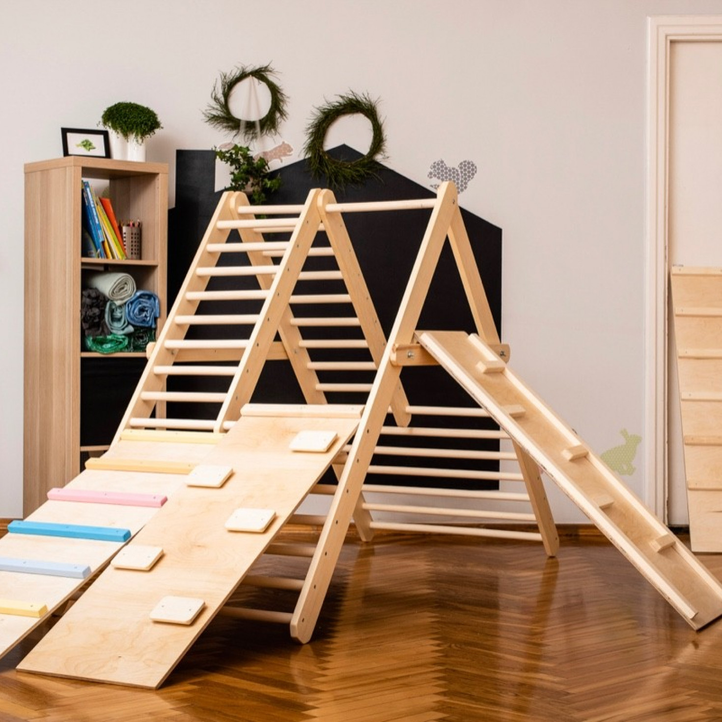 Climbing ladder for toddlers